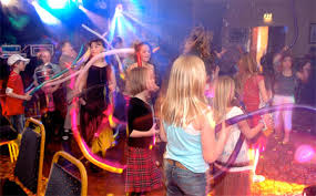 Kids Disco The Harbour Club