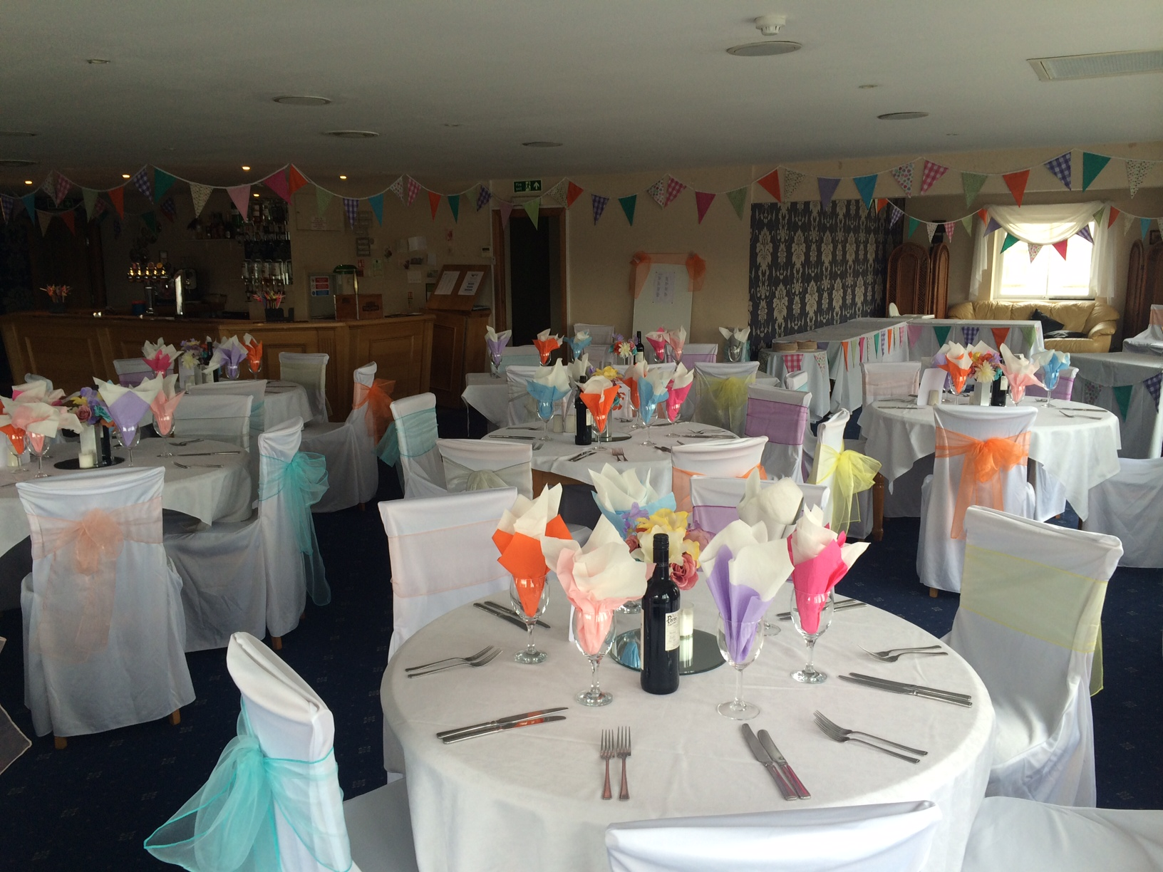 The Harbour Club Function Room