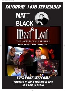 Matt Black @ the harbour club