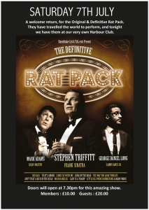 The Rat Pack @ the harbour club