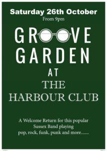 Groove Garden @ the harbour club