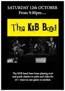 KXB @ the harbour club