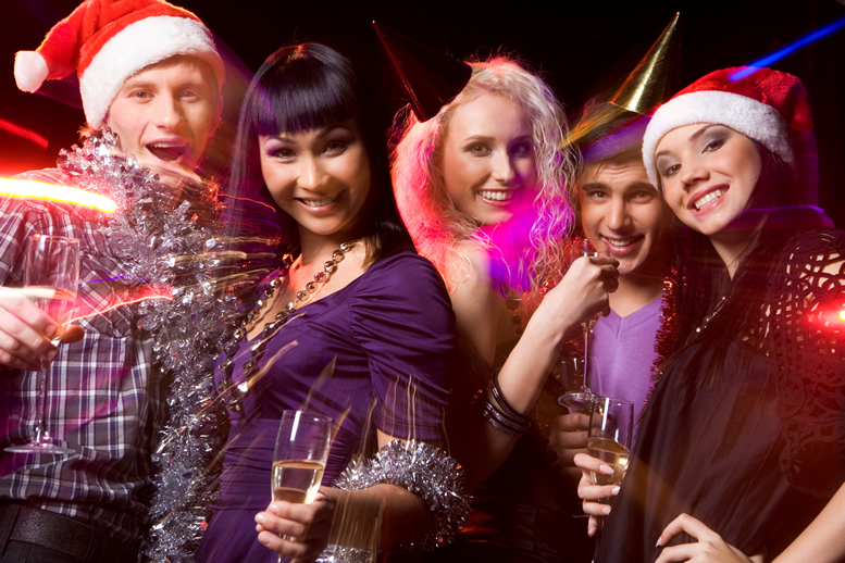 Christmas Parties at the Harbour Club in Shoreham