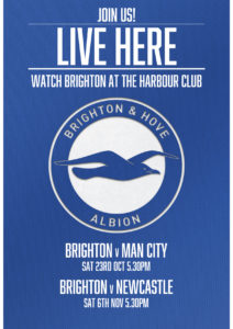 Football @ the harbour club